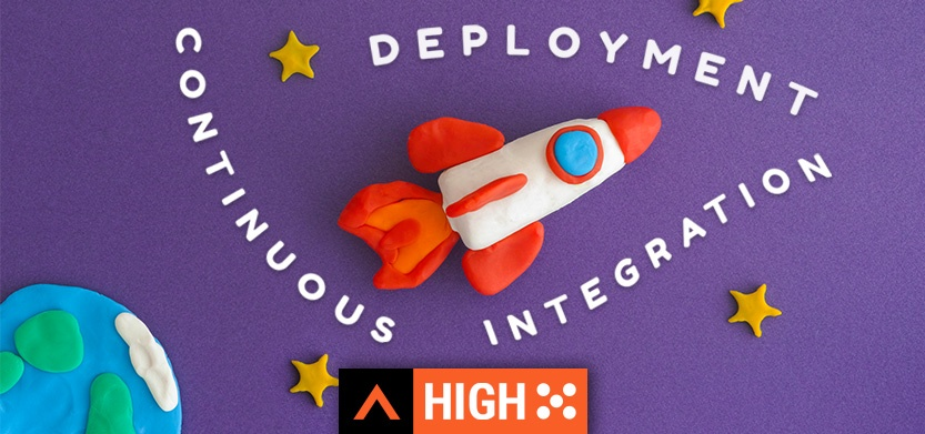 Continuous Integration for Website Deployments
