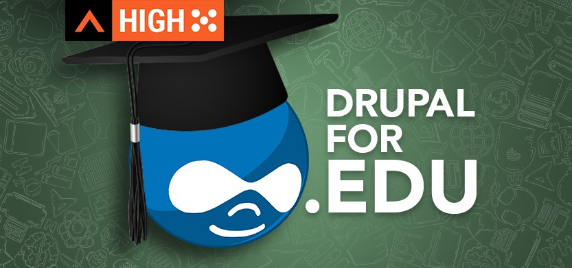 Drupal for Education: Why Universities use Drupal, but not Commerce