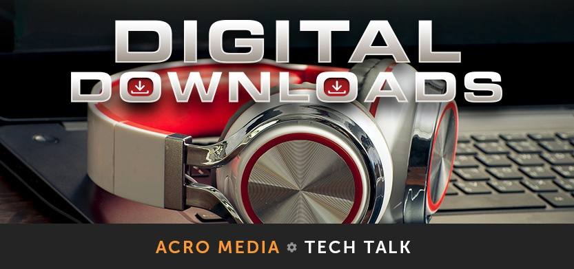Digital Downloads using the Drupal Media Module