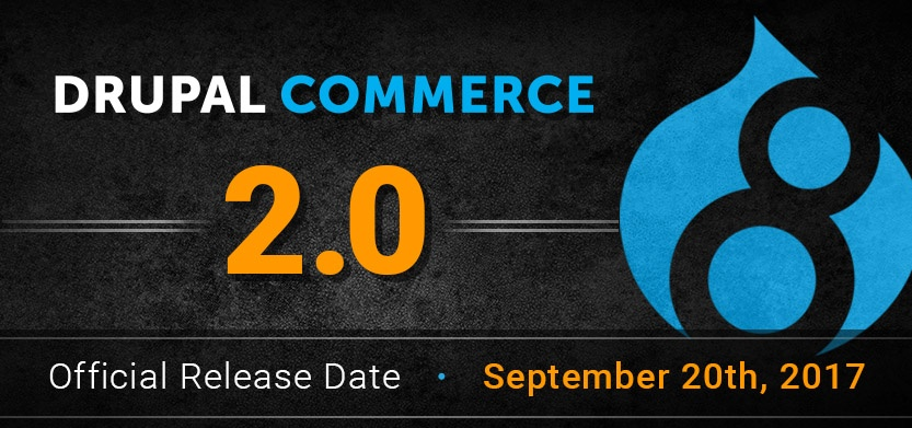 Celebrate the Launch of Drupal Commerce 2.0!