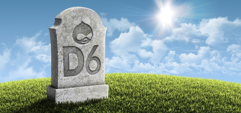 Drupal 6 is End of Life - Why it's Time to Update