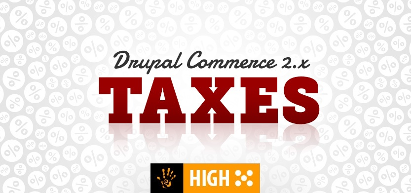 How Commerce 2.x Makes Taxes Simple
