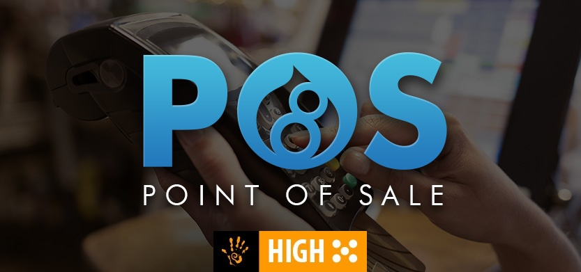 Point of Sale (POS) for Drupal Commerce 2