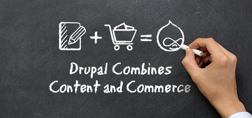 Drupal Combines Content and Commerce
