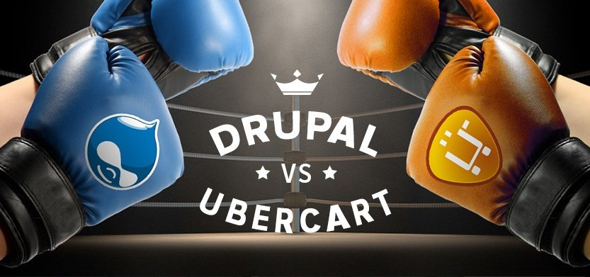Drupal Commerce vs. Ubercart — What Will You Choose?