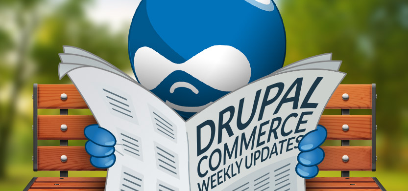 Drupal Commerce Weekly Update - June 1st 2016