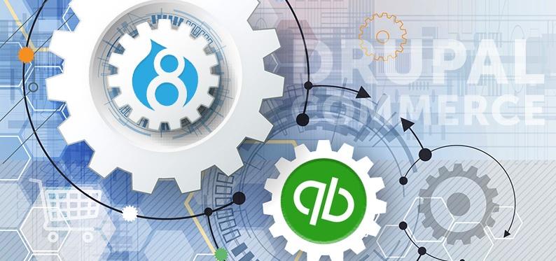 Quickbooks Enterprise Integration in Drupal Commerce 2