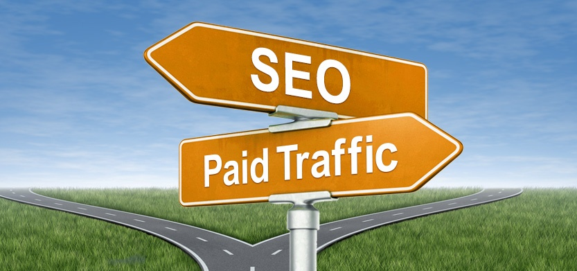 SEO VS Paid Traffic — What Should You Focus on?