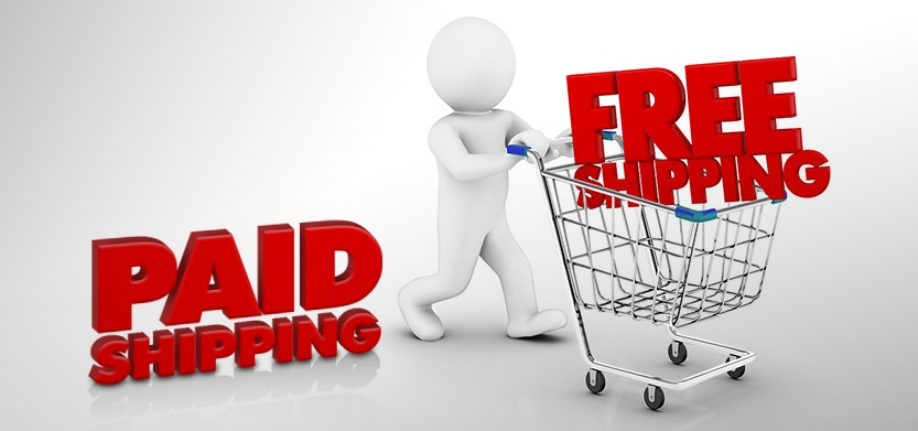 FREE Shipping VS Paid Shipping — Does it Make a Difference?