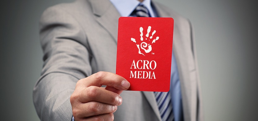 What Happened When Acro Media Got a Google Penalty