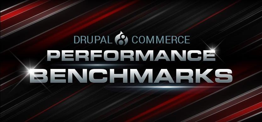 Drupal 8 Commerce Performance Benchmarks
