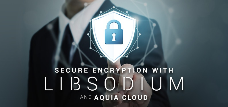 Secure Encryption with Libsodium and Acquia Cloud