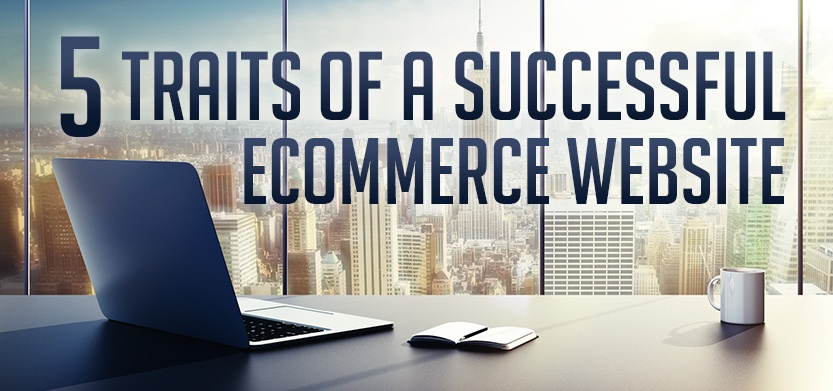 5 Things Every Successful Ecommerce Website Does