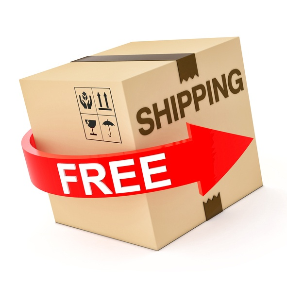 free shipping may increase sales and your bottom line revenue