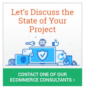 Click to contact one of our ecommerce consultants
