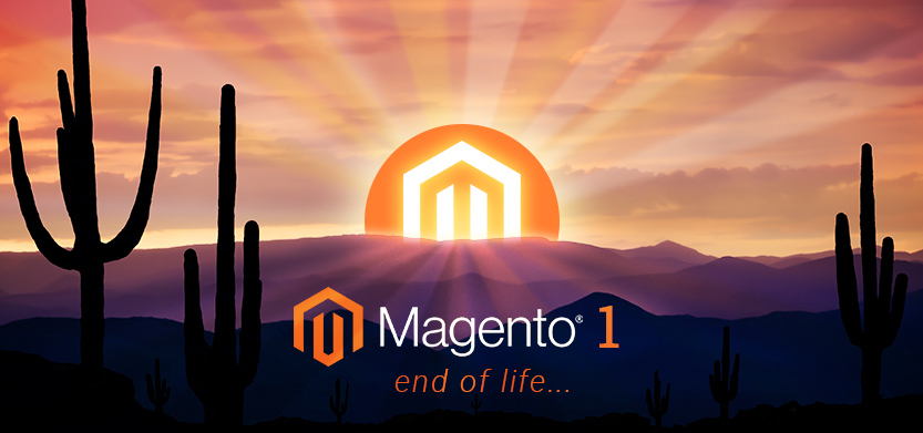 Acro Media end of life magento