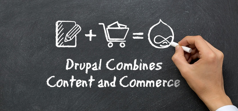 Drupal Combines Content and Commerce