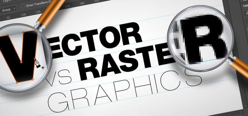 Graphic Files Explained: Vector vs Raster | Acro Media