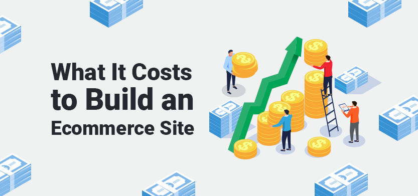 What It Costs to Build an Ecommerce Site