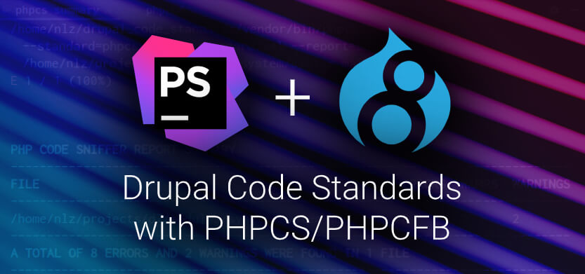 Making Drupal Code Standards Work for You With PhpStorm & phpcs/phpcbf