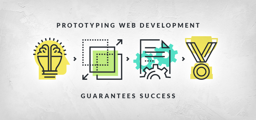Prototyping Web Development Guarantees Success