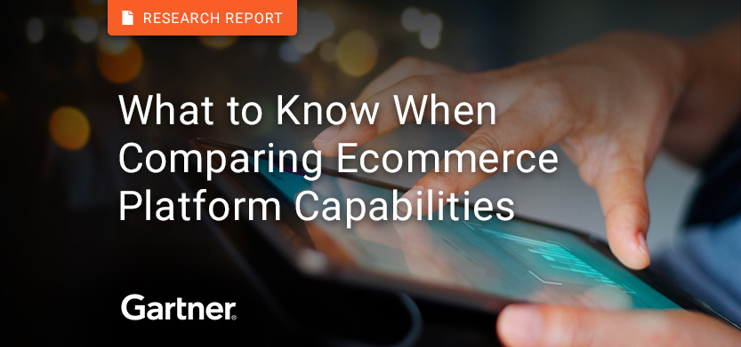 What to Know When Comparing Ecommerce Platform Capabilities