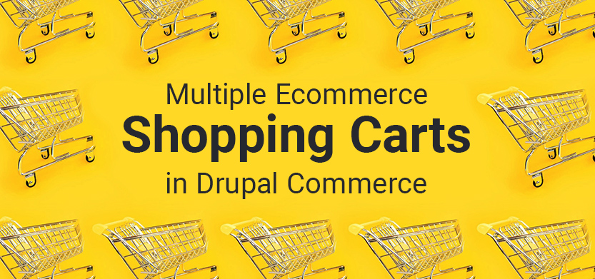 Multiple Ecommerce Shopping Carts in Drupal Commerce